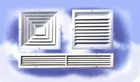 Fabricacion en metal fabricacion de rejillas para aire for Rejillas aire acondicionado regulables